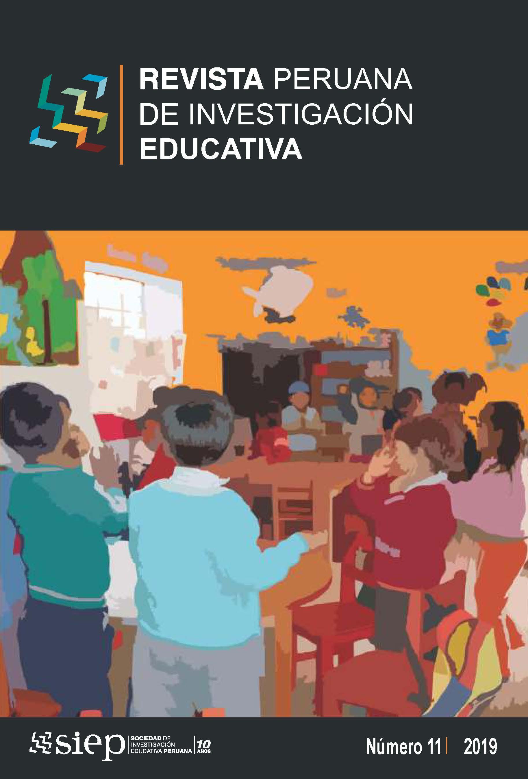 Revista Peruana de Investigación Educativa Vol.11, No11, 2019