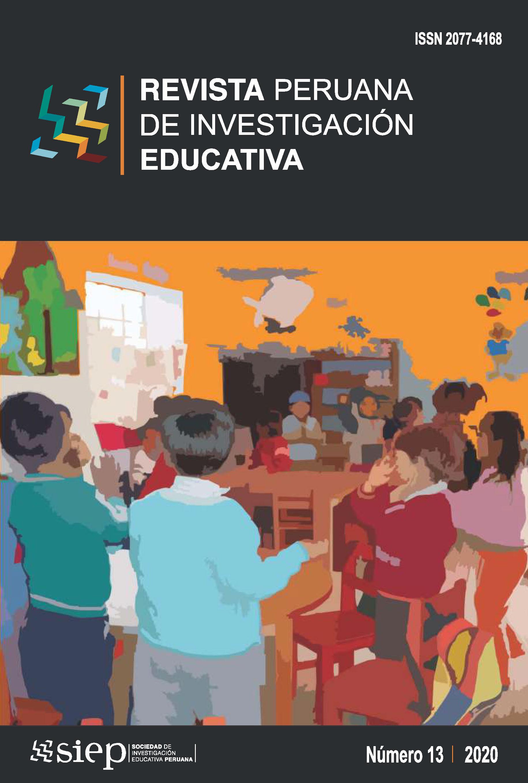 Revista Peruana de Investigación Educativa Vol.12, No13, 2020